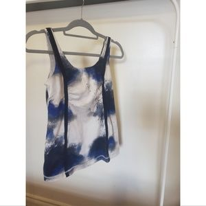 Lululemon Athletica Galaxy Tank Top